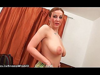 Mammy Mature Natural Solo Big Tits