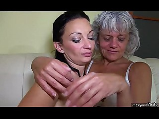 Pussy Old and Young Nasty Big Tits Couch Mature Lesbian Hairy