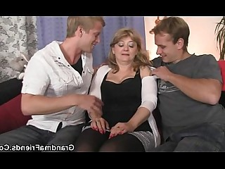 Big Cock Sucking Ride Really Old and Young Mature Mammy Housewife