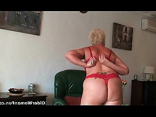 MILF Mature Masturbation Mammy Granny Fatty Curvy Cougar