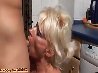 Blonde Blowjob Fuck Handjob Horny Juicy Mammy Mature