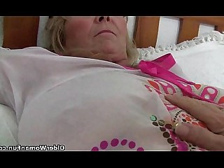 Panties Nylon MILF Mature Mammy Granny Fatty Big Tits