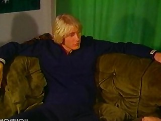 Blowjob Blonde Vintage MILF Mature Mammy Fuck Friends