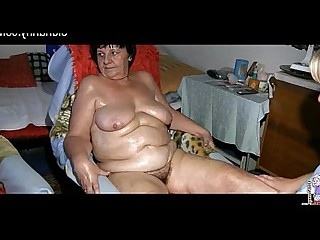 Nasty Teen Toys Funny BBW Mature Fatty Granny
