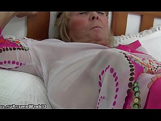 Masturbation Fuck Big Tits Mammy Fingering Granny Cougar Panties