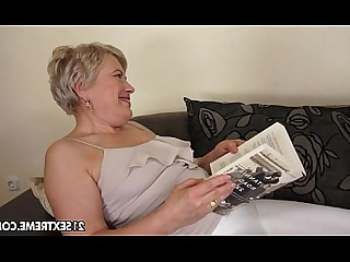 Ass Blonde Blowjob Cumshot Fatty Fingering Granny Hardcore
