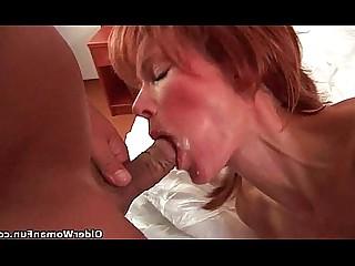 Big Tits Fuck Granny Hot Mammy Mature MILF Redhead
