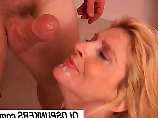 Housewife Juicy Mammy Mature MILF Sweet Wife Blonde