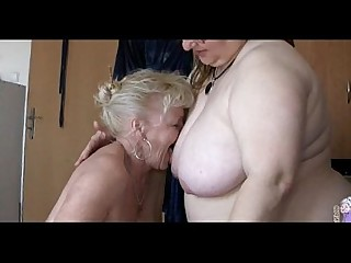 BBW Fatty Granny Mature Toys