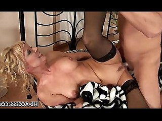 Blonde Blowjob Facials HD Small Tits Little Mature MILF