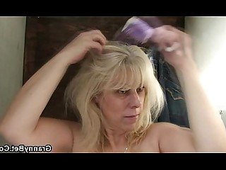 Mammy Mature Old and Young Teen Wife Housewife Fuck Granny