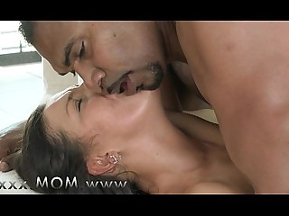 Orgasm MILF Mature Mammy Kiss Huge Cock Fuck Friends