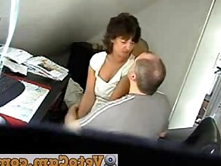 Fuck Hidden Cam Mature Office