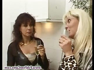 Old and Young Teen Friends Girlfriend Hardcore Mammy Mature