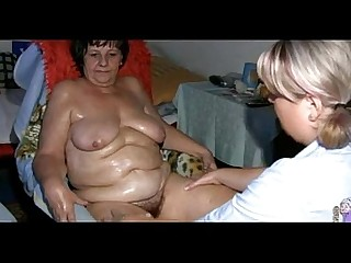 Granny Teen Hairy Old and Young Toys Licking Pussy Mature