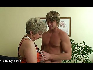 Granny Housewife Mammy Mature Monster Old and Young Teen Wife