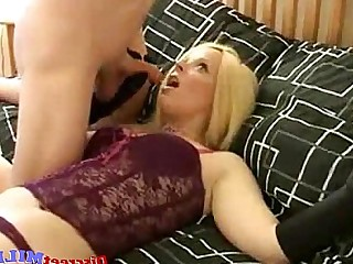Facials Cash Fuck Hooker Juicy MILF Nylon Panties