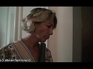 Old and Young Mammy Teen Wife Mature Granny Housewife Threesome