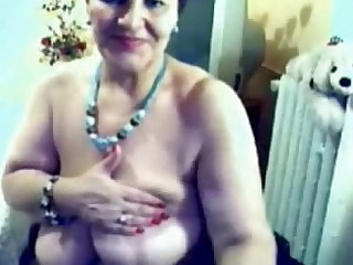 Amateur Granny Mammy Mature Voyer Webcam