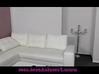 Casting Really Mature Boobs POV Couch Amateur MILF