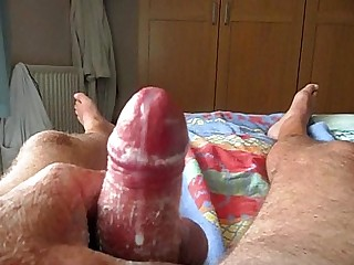 Mature Huge Cock BBW Cum Cumshot Big Cock Solo Monster