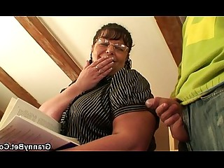 Granny Housewife Kitty Mammy Mature Old and Young Teen Wife
