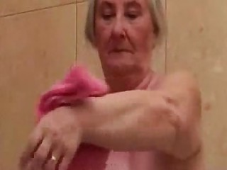 Bathroom Granny Mature Amateur Prostitut