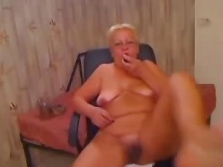 Mature Nasty Granny BDSM Amateur Webcam Nude Masturbation