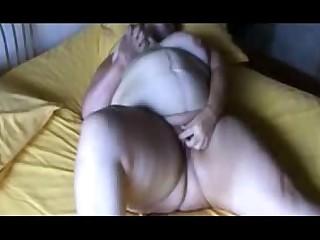 BBW Horny Fingering Masturbation Amateur Granny Mature