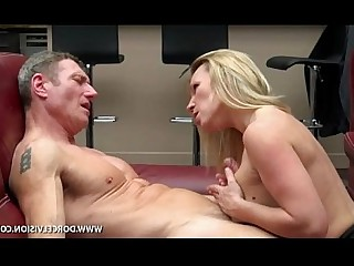POV Natural MILF Fuck Cumshot Boobs Blonde