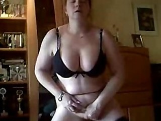 Masturbation Horny Homemade Fingering Amateur Wife Pussy Mature