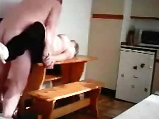 Hidden Cam Funny Voyer Mature Masturbation Kitchen Close Up Mammy