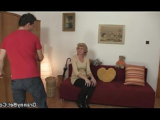 Hot Mammy Wife Teen Old and Young Mature Housewife Granny