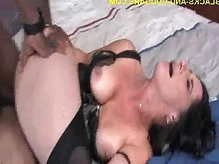 Big Cock Cougar Redhead MILF Mature Juicy Interracial Oral