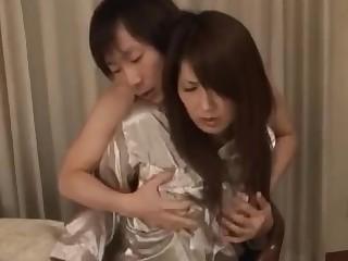 Gang Bang Japanese Mammy Mature MILF